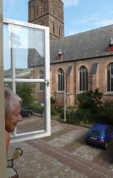 marie jose uit het raam