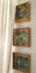 schilderijtjes ed en hanita
